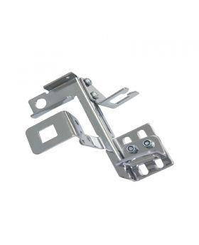 TSP_Automatic_Transmission_Carburetor_Linkage_Bracket_Chrome_Steel_SP9218
