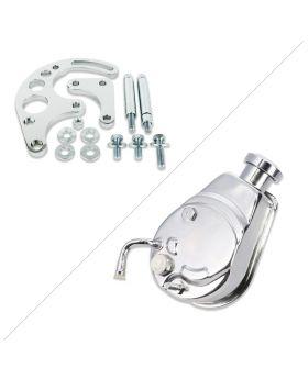 Saginaw Style Power Steering Pump and Redesigned Bracket Kit