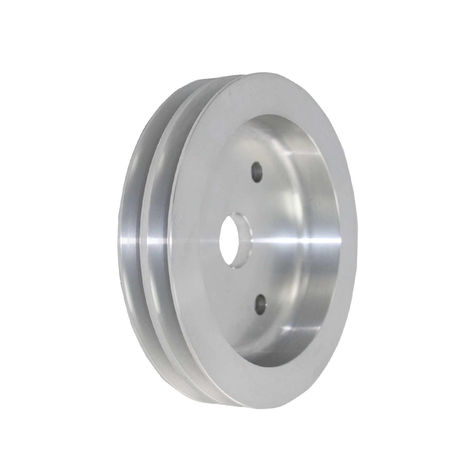 Power Pulleys Automotive Fits Chevy SB Small Block Aluminum Crank ...