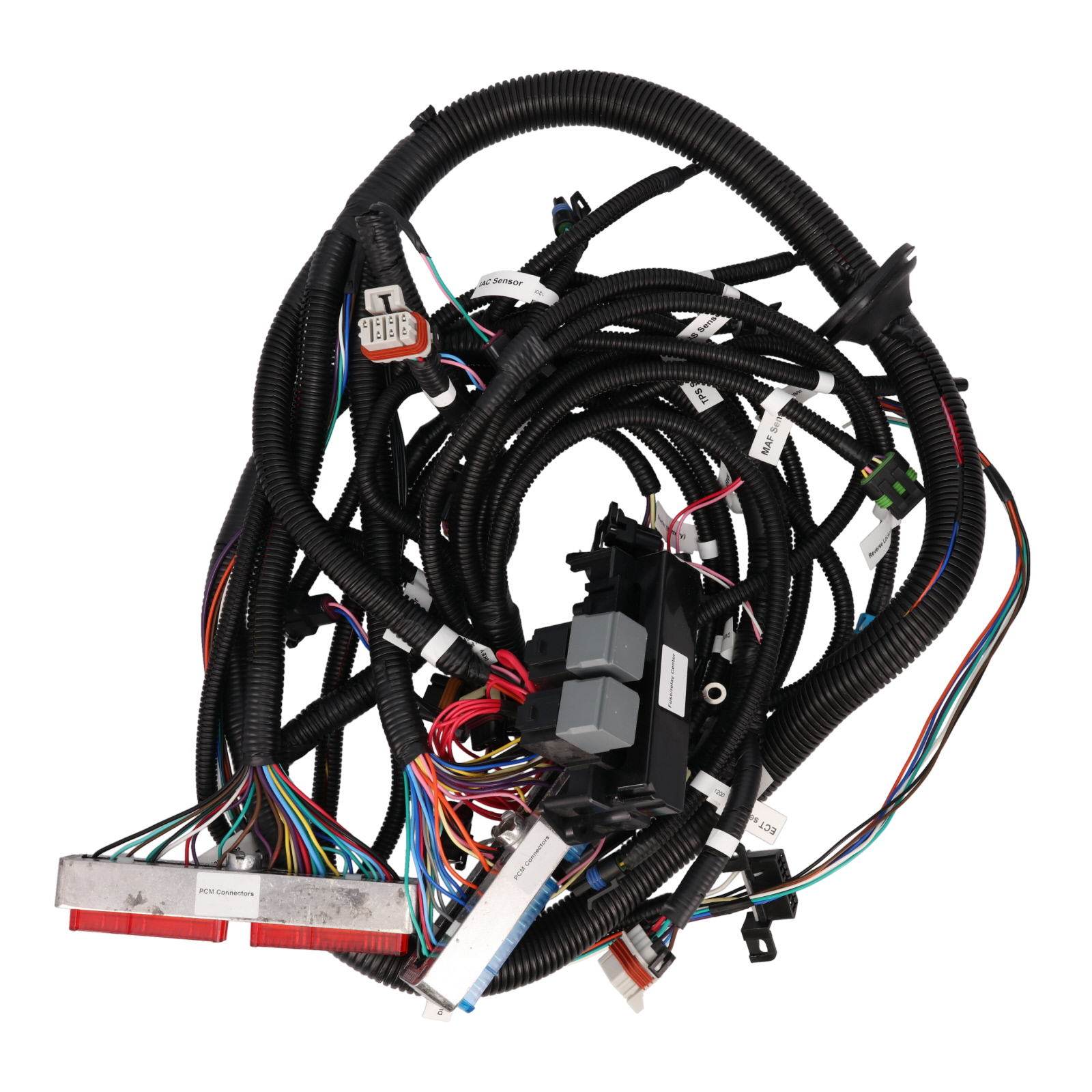STANDALONE WIRING HARNESS FOR DRIVE-BY-WIRE LS1 WITH T56 MANUAL TRANSMISSION