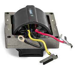 All TSP HEI Distributors feature powerful 65,000-volt internal ignition coil.
